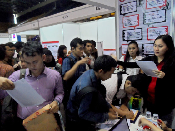Job Fair Activity