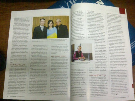 Business Review Magazine Feb 14