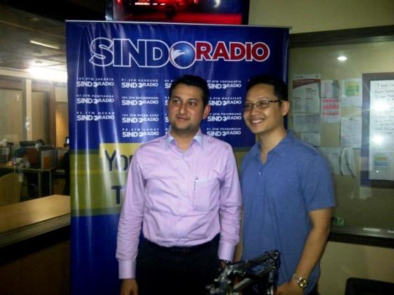 Young on Top  – 104,6 Sindo Trijaya FM