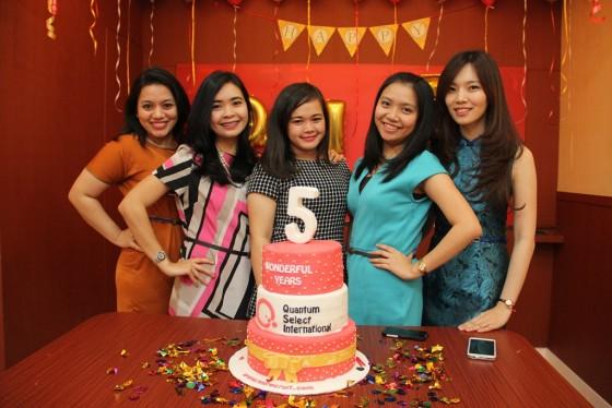 QSI 5th Anniversary