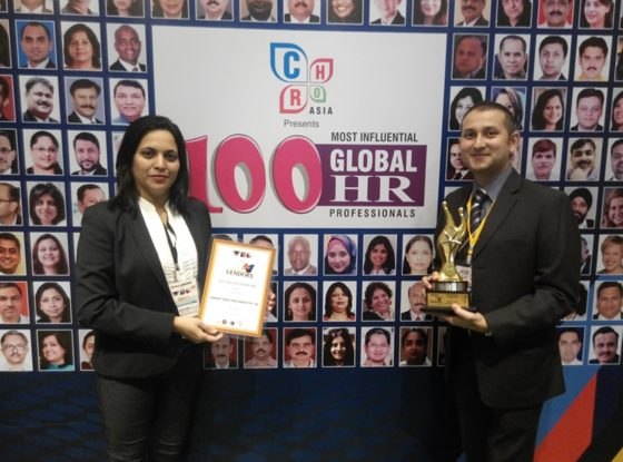 24th World HRD Congress 2016 – Times Acent and CHRO Asia